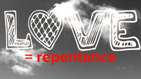 Love Equal Repentance Picture